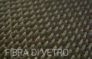 materiale fibra di vetro