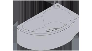 vasca resina areabagno